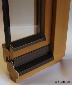 Holzfenster alu nachrüsten preis