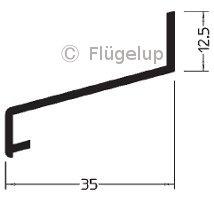 alu z profile f r holzfenster zum nachr sten. Black Bedroom Furniture Sets. Home Design Ideas